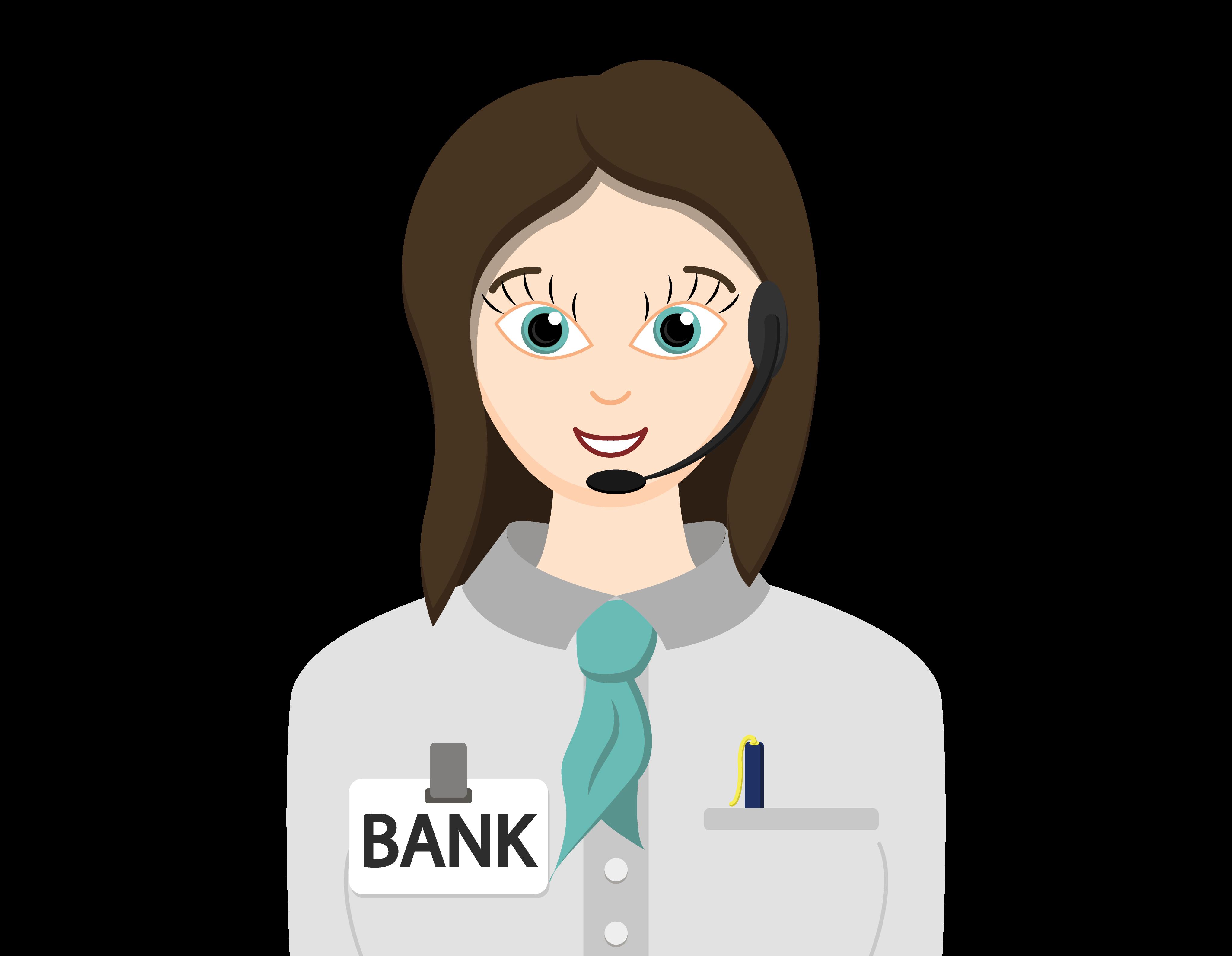 Аватар чат-бота для банков 1