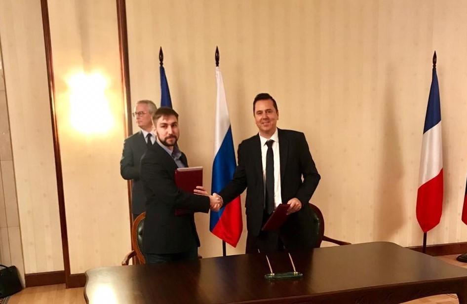 Stanislav Ashmanov and Alexander Zapolsky