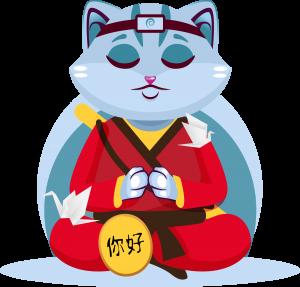 Kung Fu Chatbot